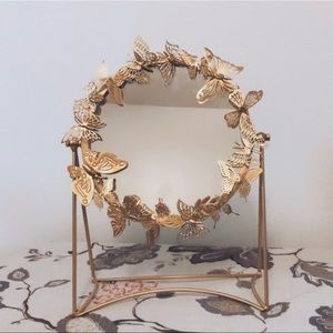 New Round Butterfly Mirror 🦋